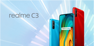 Realme C3 Launched Nepal