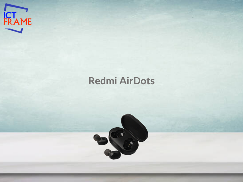 Redmi AirDots Specifications