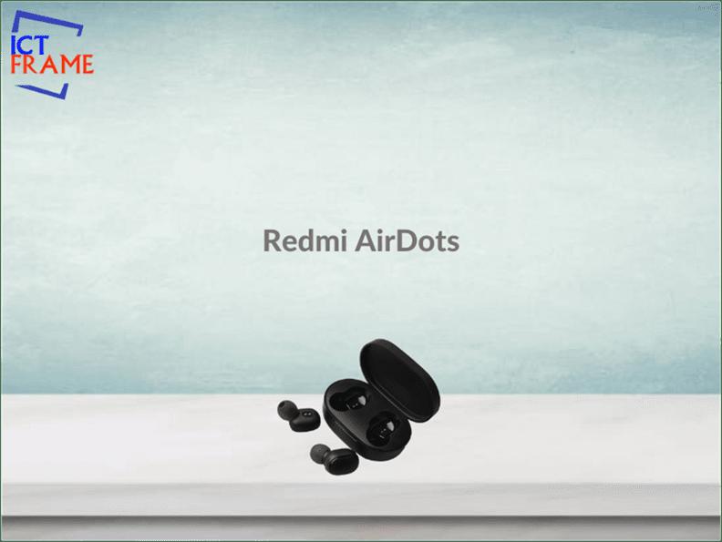 Redmi AirDots Specifications