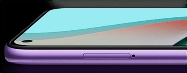 Redmi Note 9 5G Design