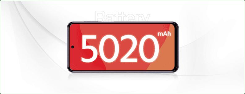 Redmi Note 9 Pro Max Battery