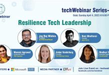 Resilience Tech Leadership