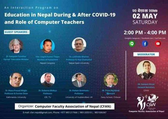 Role of IT Teachers in Nepal