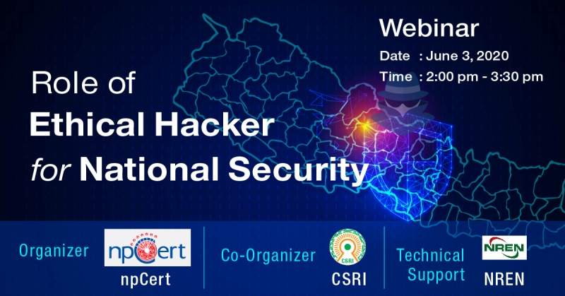 Role of Ethical Hacker for National Security