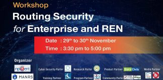 Router Security Workshop