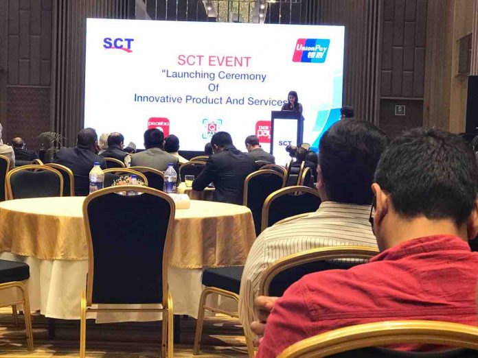 SCT Event Launching Ceremony Of Innovative Product And Services