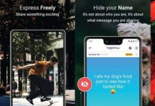 Sagoon Lite first anonymous social app is available publicly in Nepal