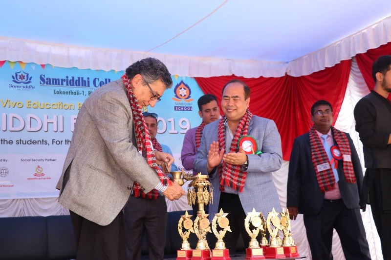 Samriddhi Fest 2019 Completed Successfully