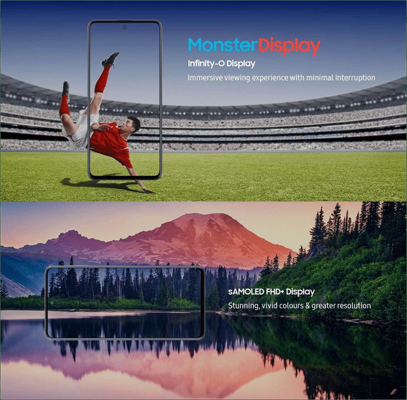 Samsung Design and Display