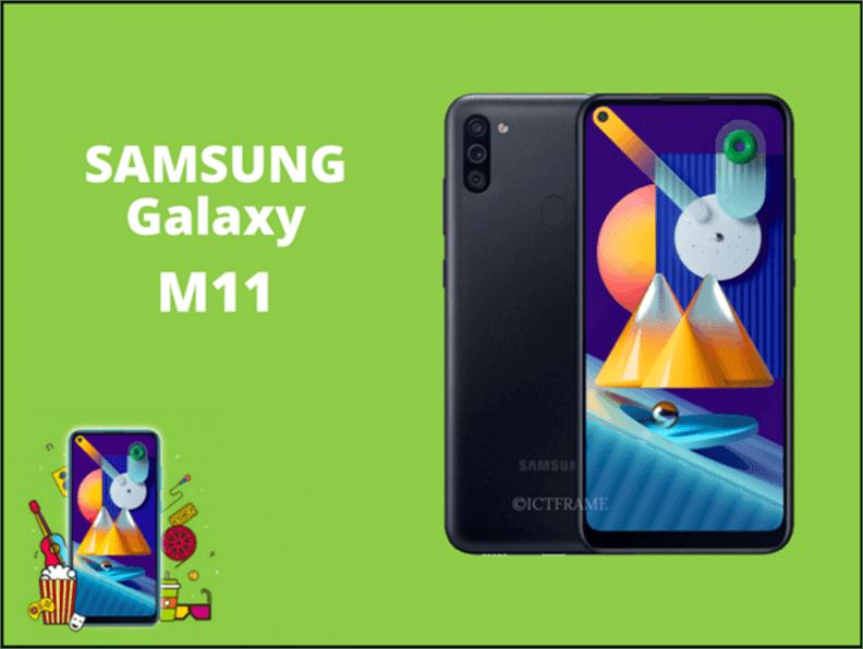 Samsung Galaxy M11 Mobile Phone