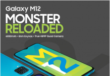 Samsung Galaxy M12 Monster Reloaded