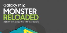 Samsung Galaxy M12 Monster Reloaded