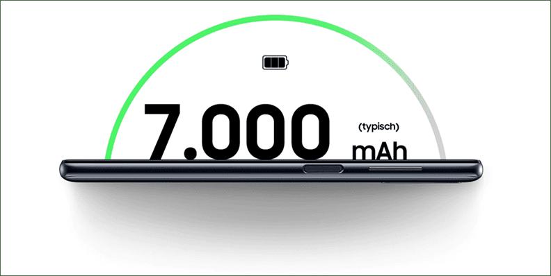 Samsung Galaxy M51 Battery