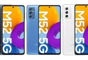 Samsung Galaxy M52 5G Price