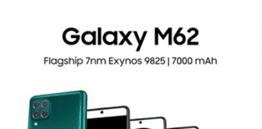 Samsung Galaxy M62 flagship