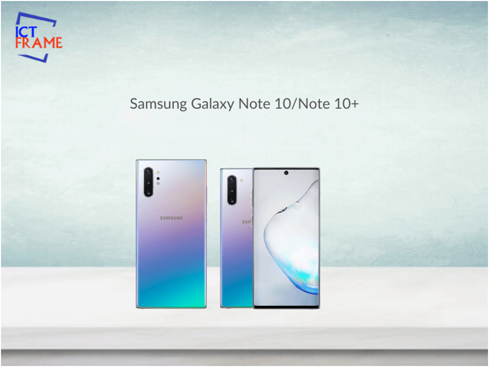 Samsung Galaxy Note 10/Note 10+
