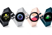 Samsung Galaxy Watch Active Launched in Nepal
