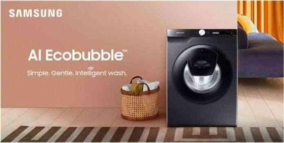 Samsung Transforms Laundry Care