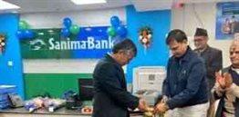 Sanima Bank Open New Branches At Jorpati