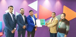 Sanima Bank Signs With Ncell