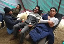 SBL organizes blood donation