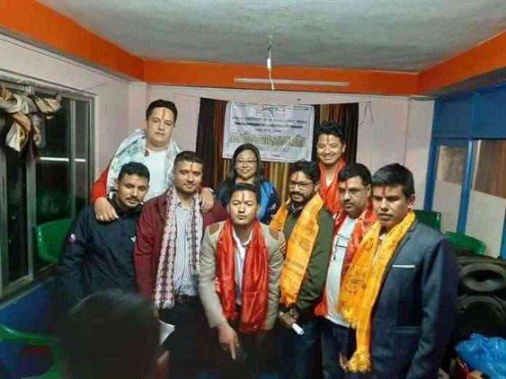 Saruna Shrestha Elected New President Of CAN Federation Dolakha