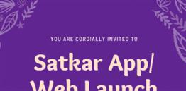 Satkar App Launch