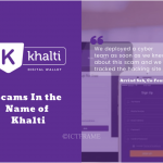 Wallet Fraud Alert: Scammers Using the Name of Khalti to Scam Users
