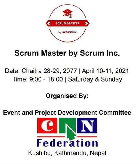 Scrum Master by Scrum Inc