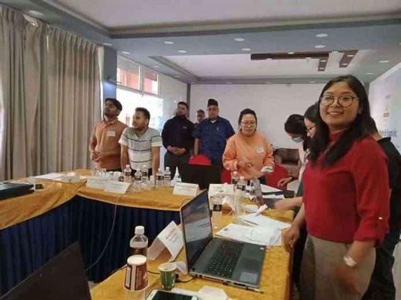 Scrum Training Nepal