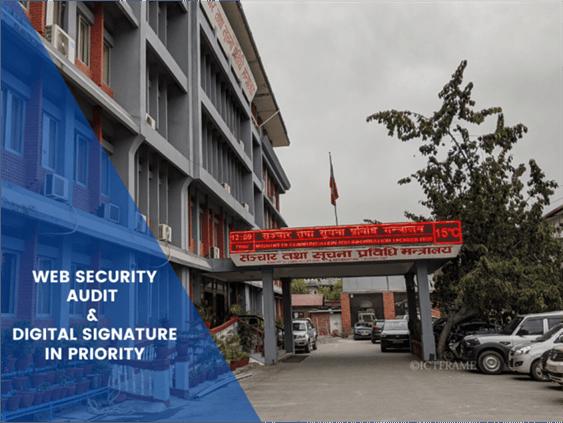 Security Audit of 94 Government Websites, Digital Signature Number Exceeds 1K