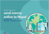 money online to Nepal
