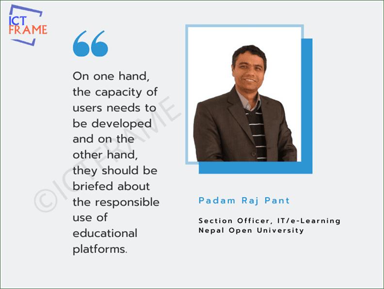 Interview with Padam Raj Pant