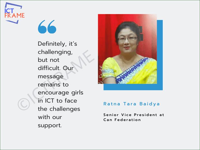 Interview with Ratna Tara Baidya