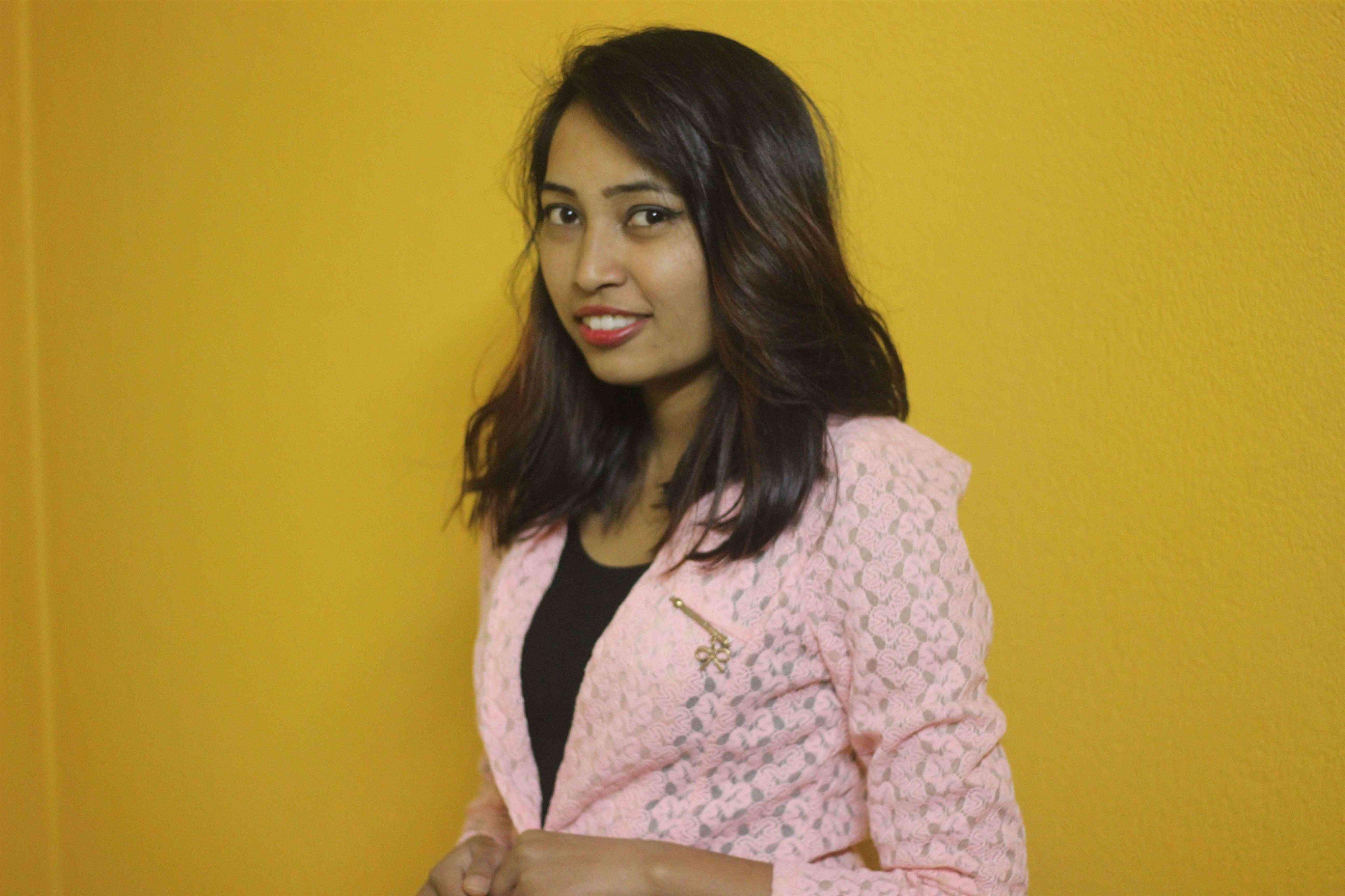 Shrestha Binita