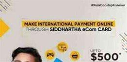 Siddhartha eCom Card