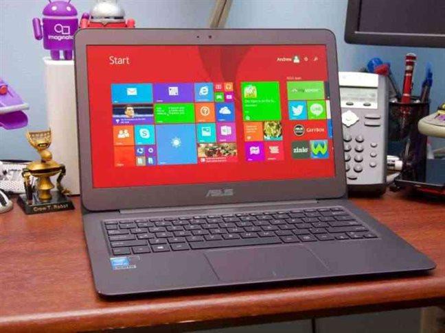 Slim FHD Aluminum Laptop Windows 8.1 64-Bit