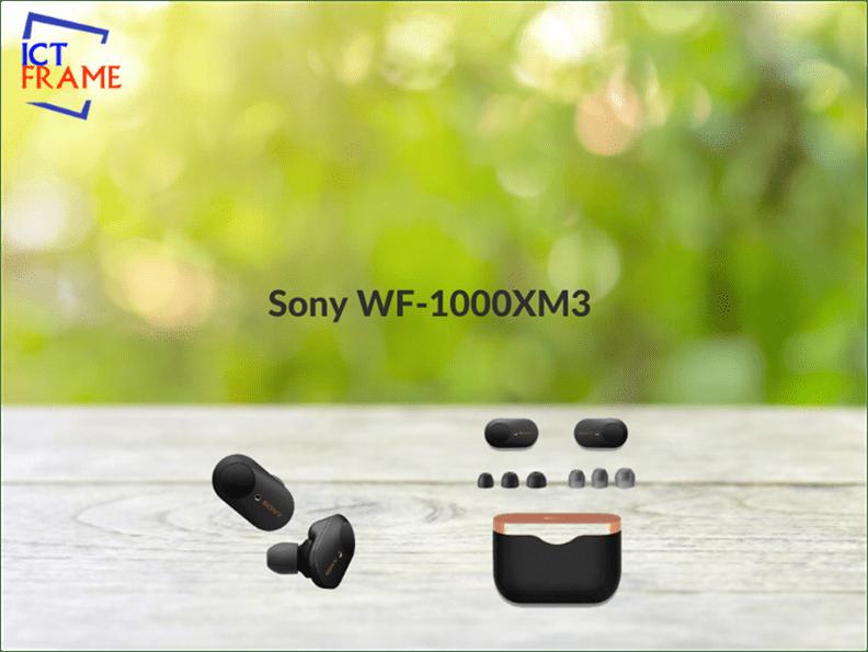 Sony WF-1000XM3 Specifications