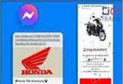 Spam Terror in Messenger