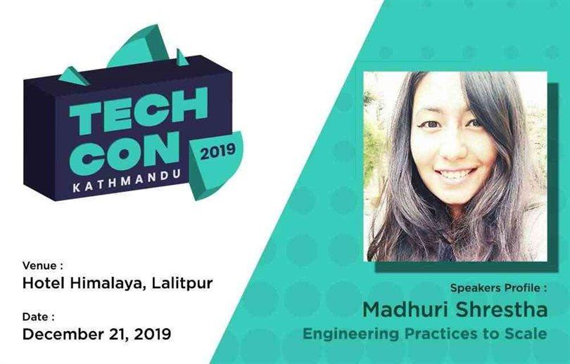 Speaker From TechCon Kathmandu 2019