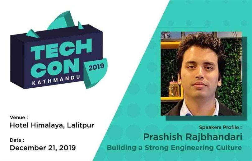 Speaker From TechCon Nepal 2019