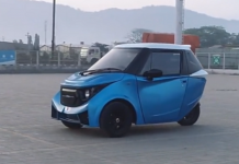 Strom R3 Electric Car Price