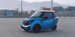 Strom R3 Electric Car Price