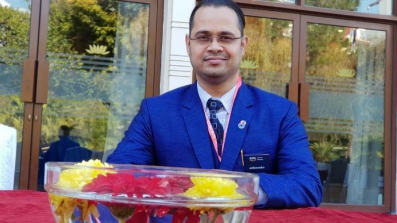 Suman Thapaliya