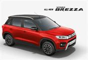 Suzuki's Vitara Brezza