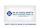 Bank Of Kathmandu Swift Code