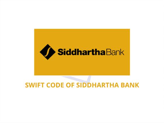 Swift Code of Siddhartha Bank