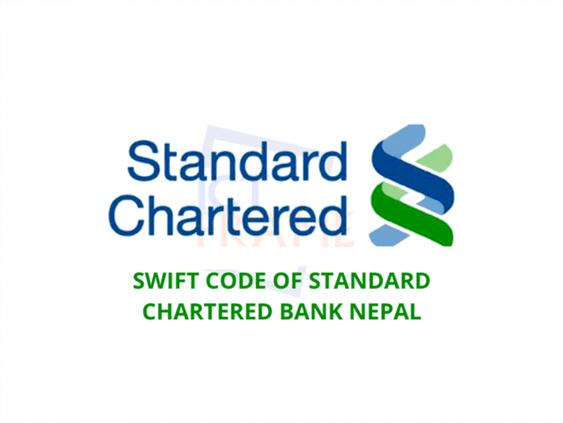 Code of Standard Chartered Bank Nepal
