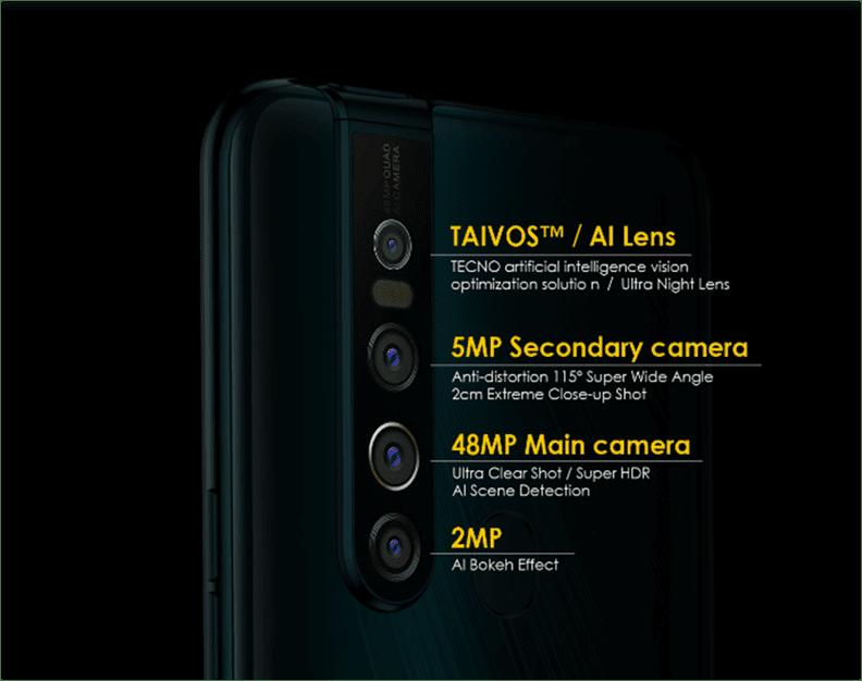 TAVOIS lens