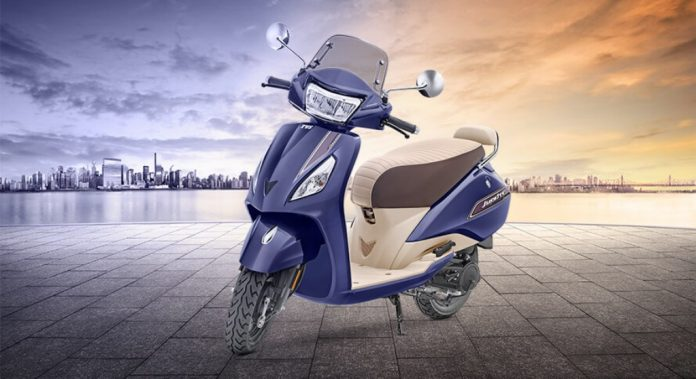 TVS Motor Two Wheeler